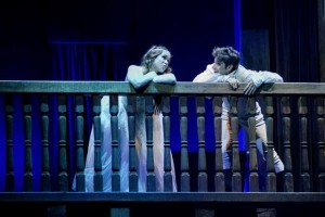 Romeo sul balcone